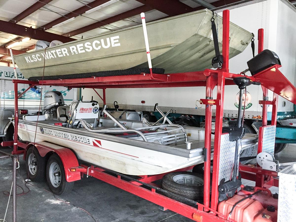 Quick Response Boats