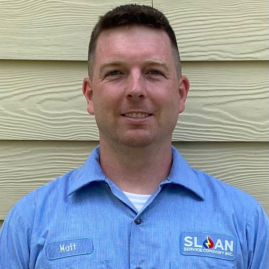 Matt Sloan, Co-Owner & Operator