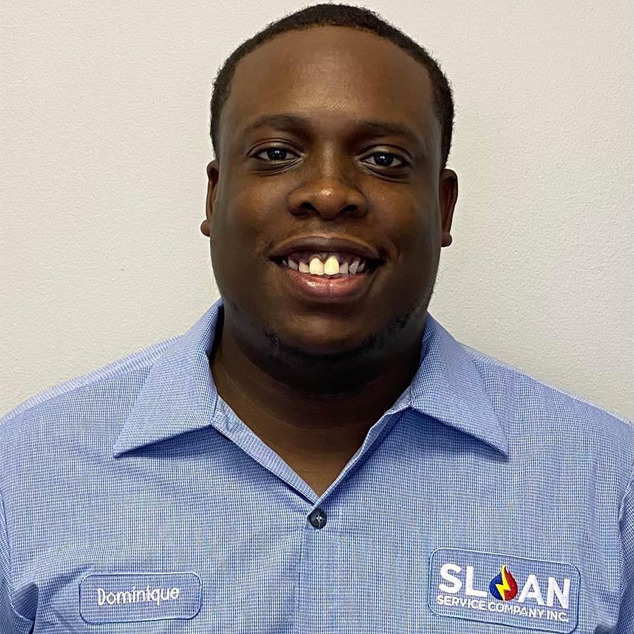 Dominique, HVAC Service Technician