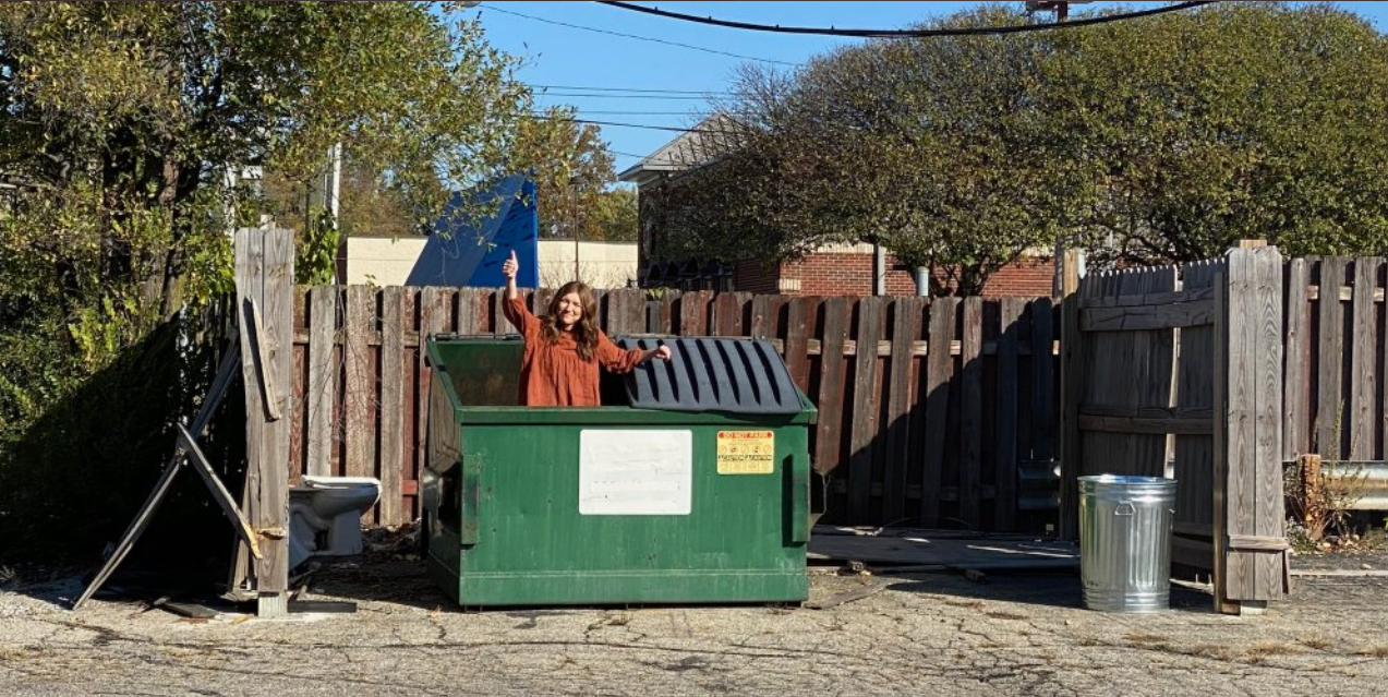 Lighting Dumpsters on Fire and How to Earn Attention in B2B Marketing with Your Content