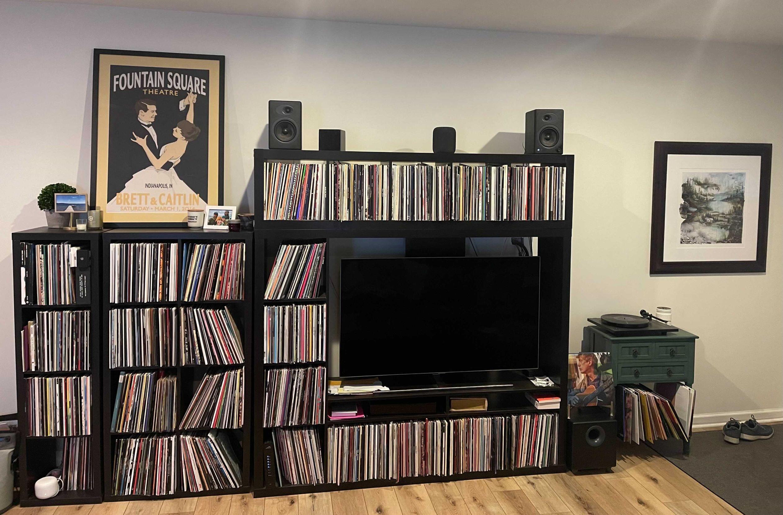 What a 1000+ record collection can teach marketers about creating the right message