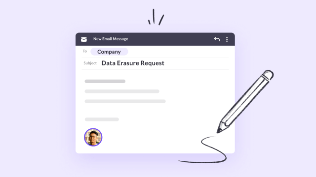 GDPR Subject Request Template Letter