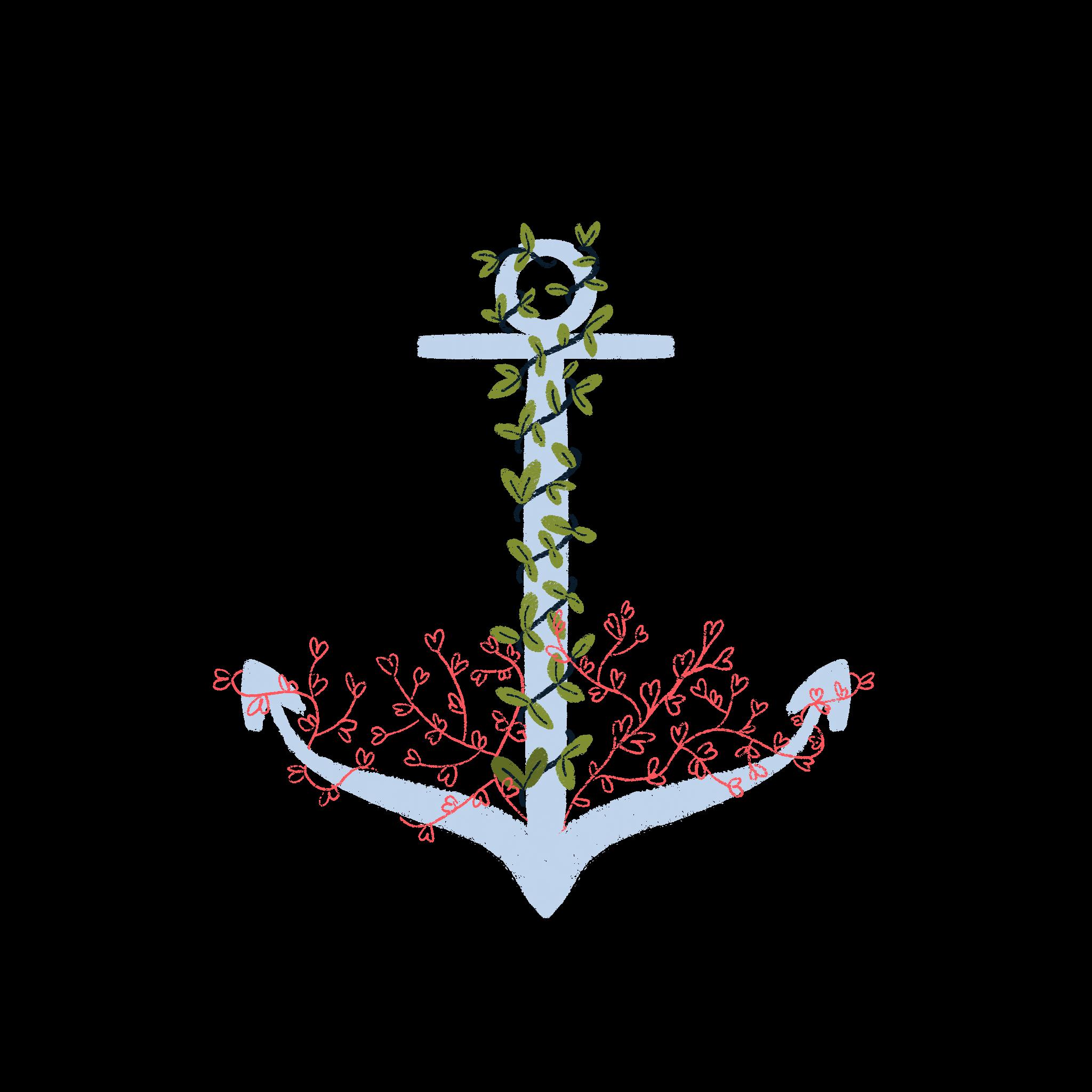 Anchor illustration