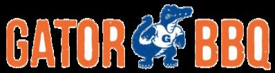 Gator BBQ Logo