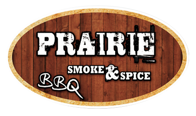 Logo for Pairie Smoke and Spice BBQ company
