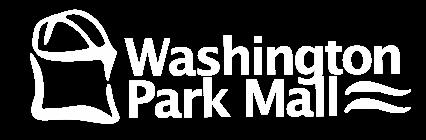 Washington Park Mall white logo