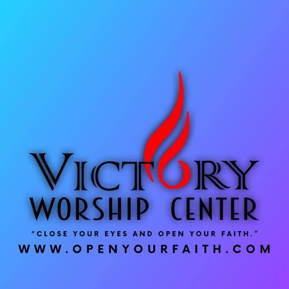 victory worship center logo