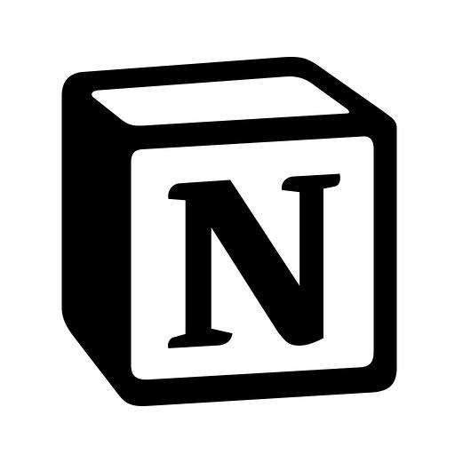 Notion company logo