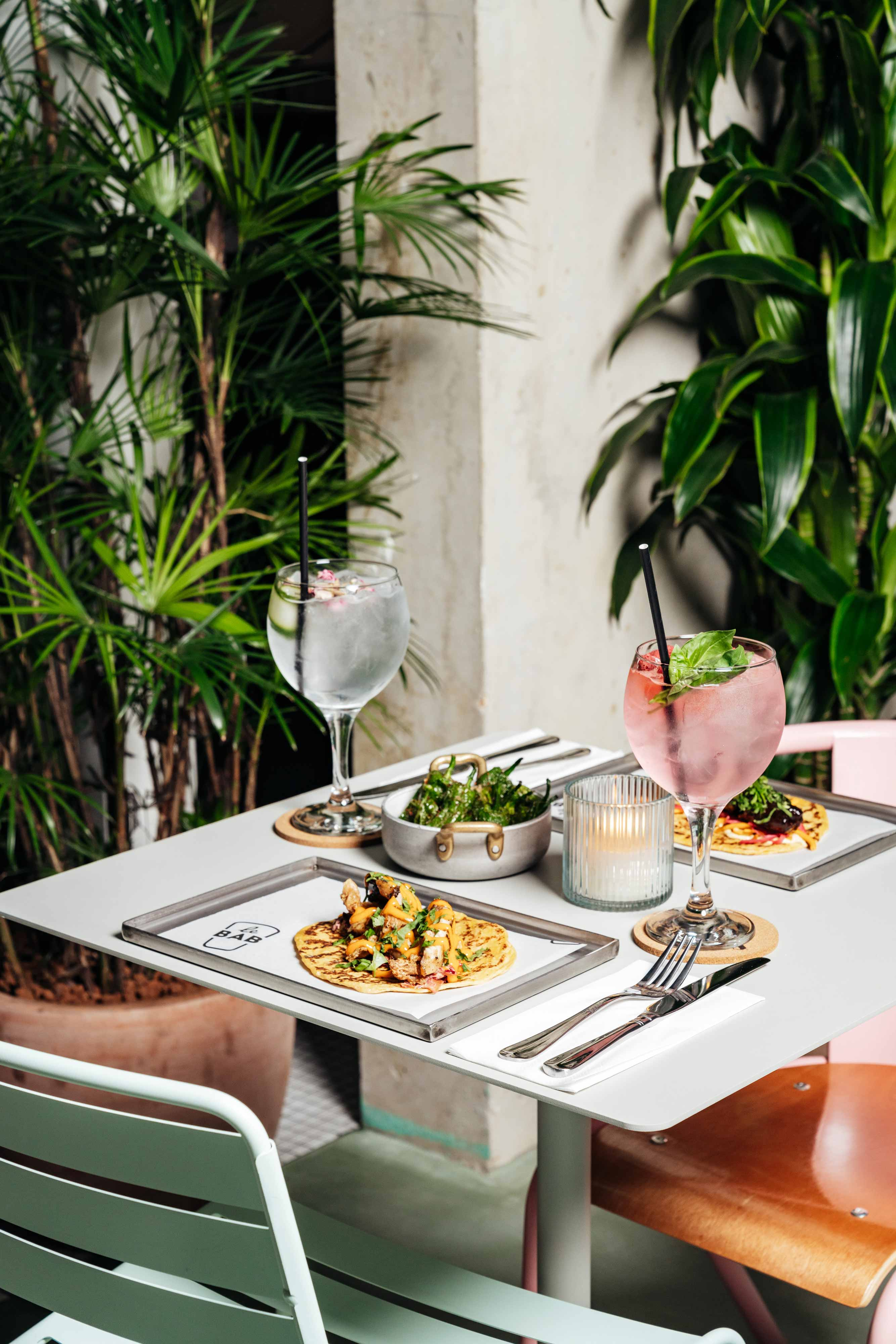 Le Bab - Kebab with Gin & Tonic