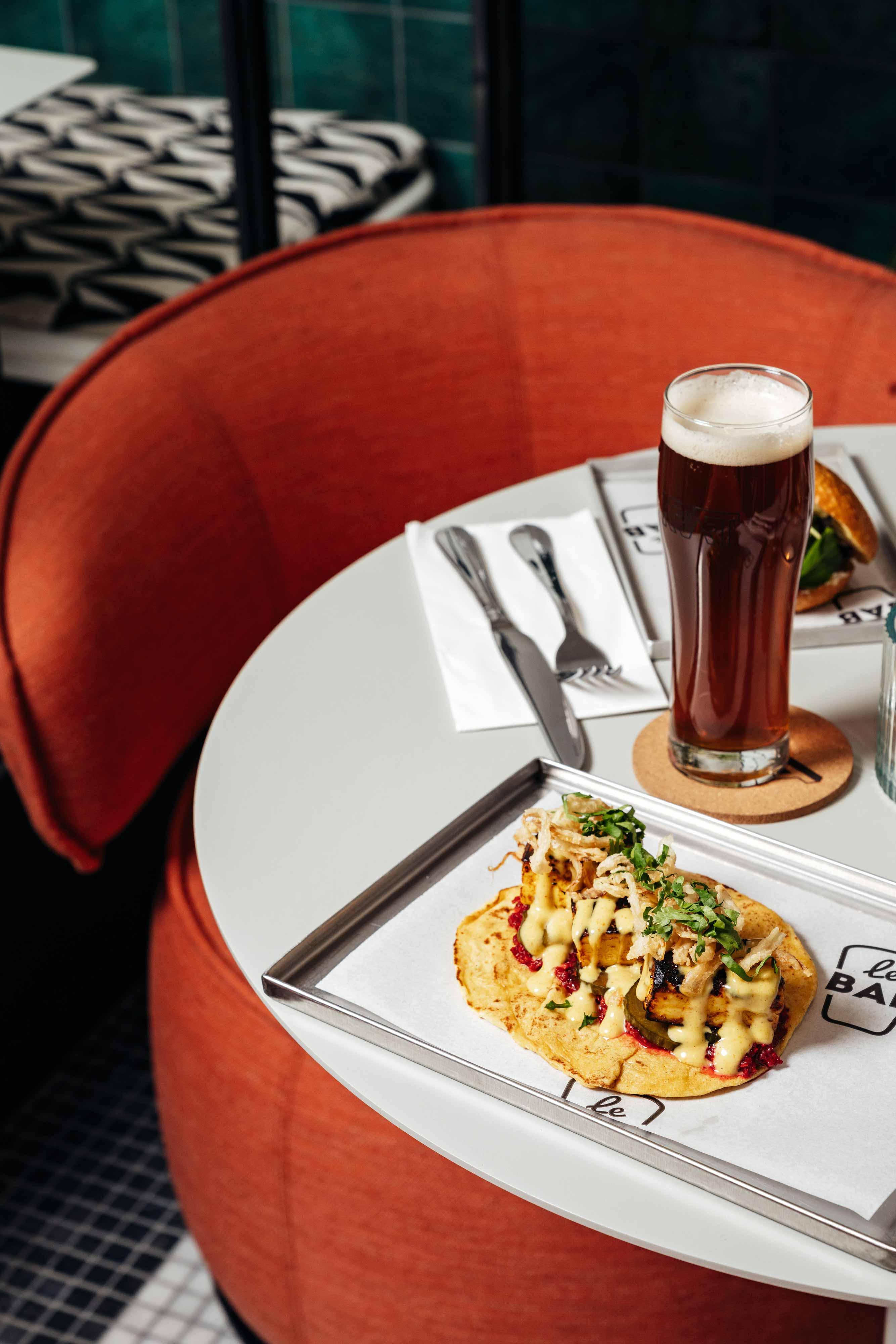Kraft Dalston Micro Brewery @ Locke - Eat and Drink