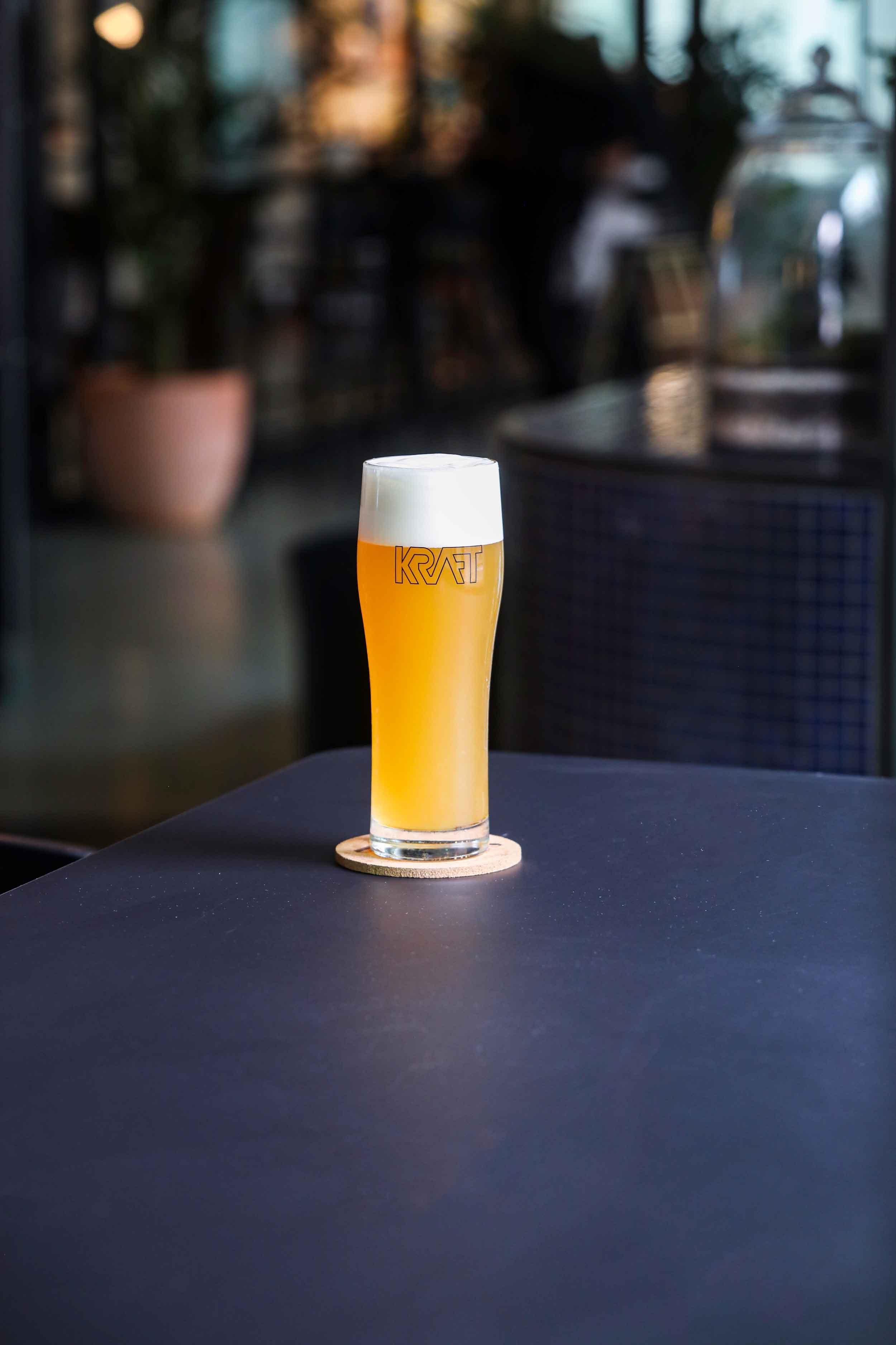 Beer - Brewedon-site at Kraft Dalston