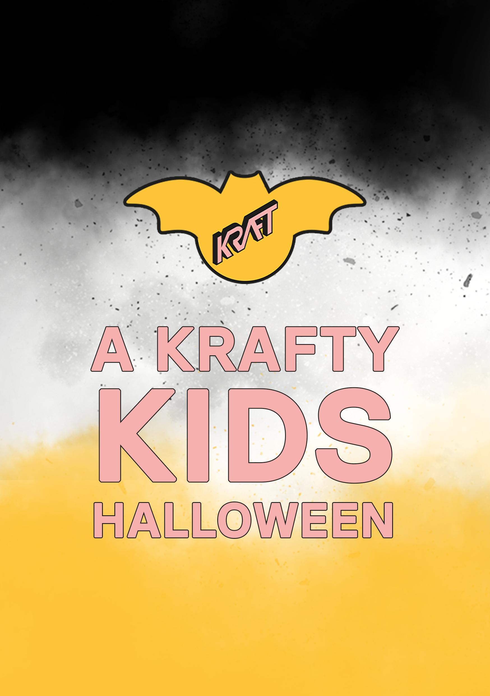 Krafty Kid's Halloween