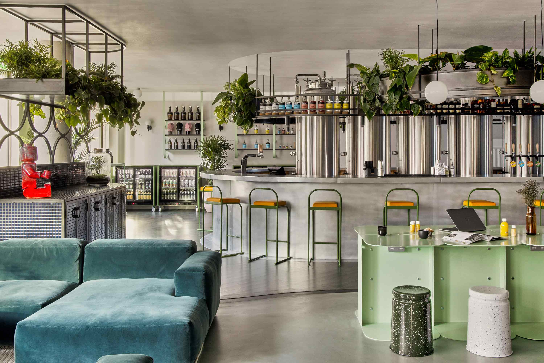 kraft dalston bar and restaurant