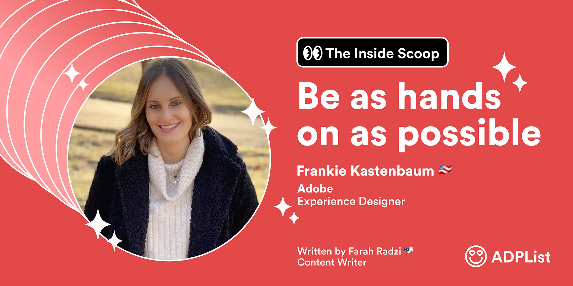 � The Inside Scoop : Frankie Kastenbaum 🇺🇸