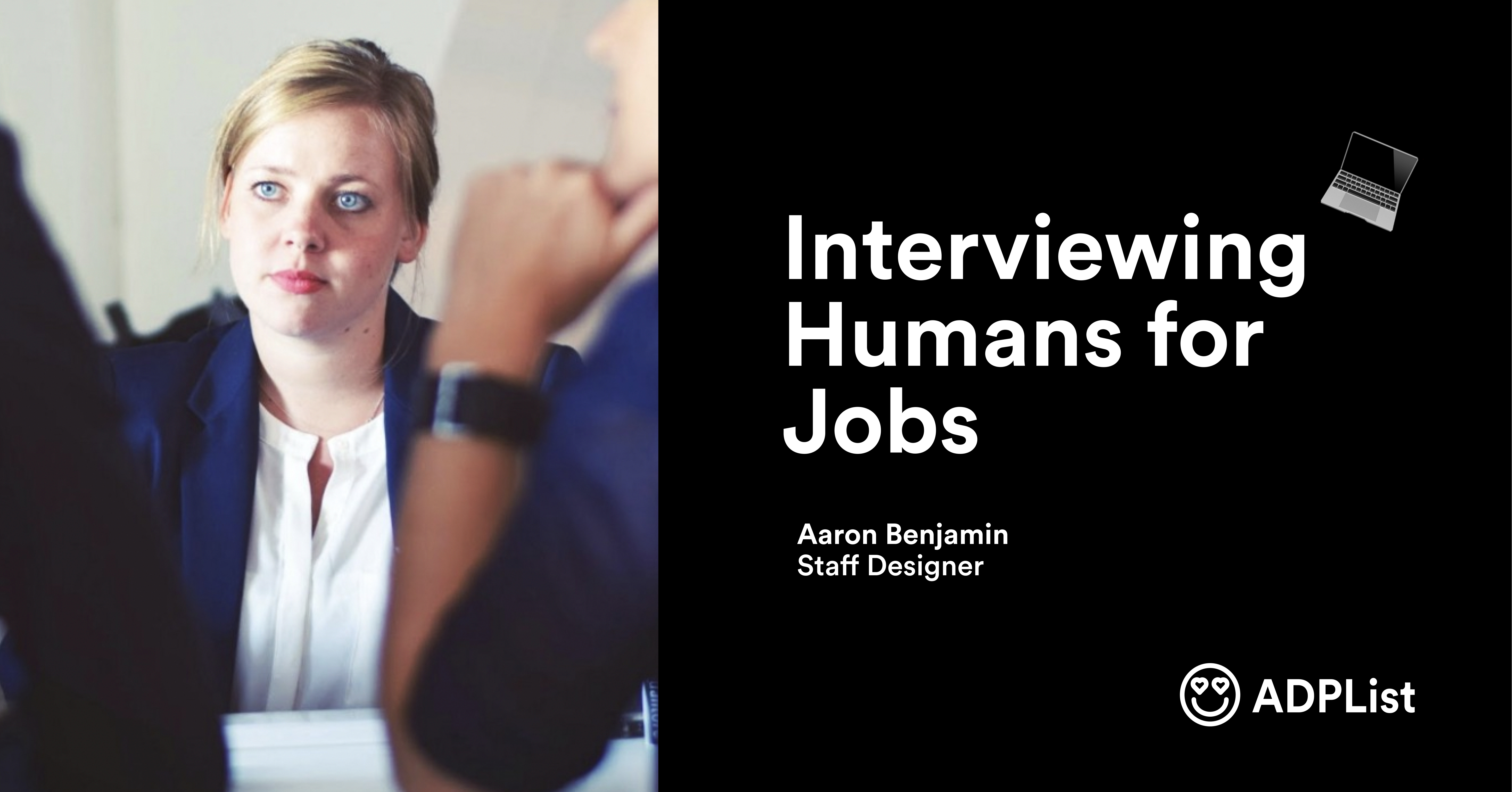 Interviewing Humans for Jobs