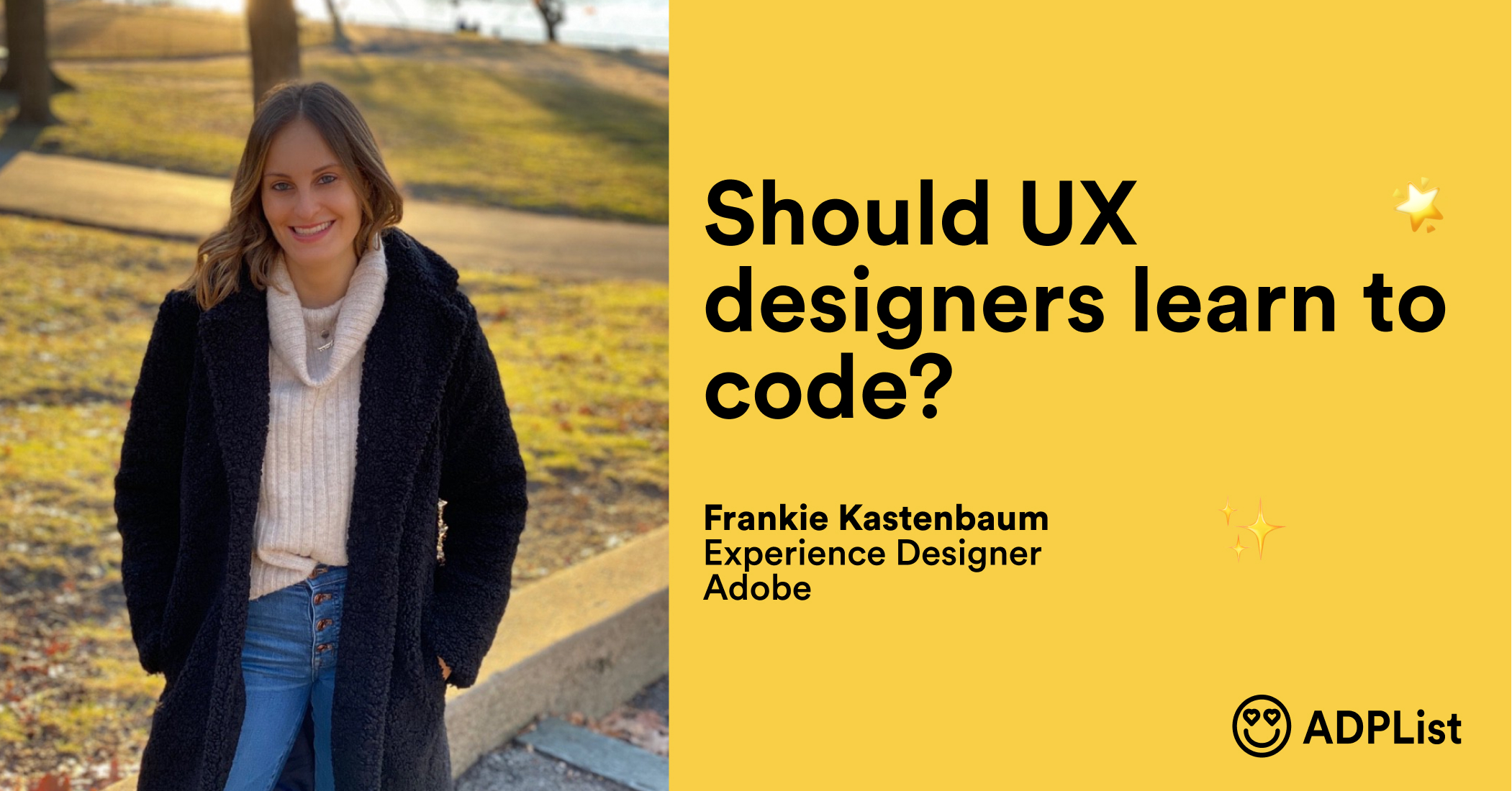 Should UX designers learn to code?