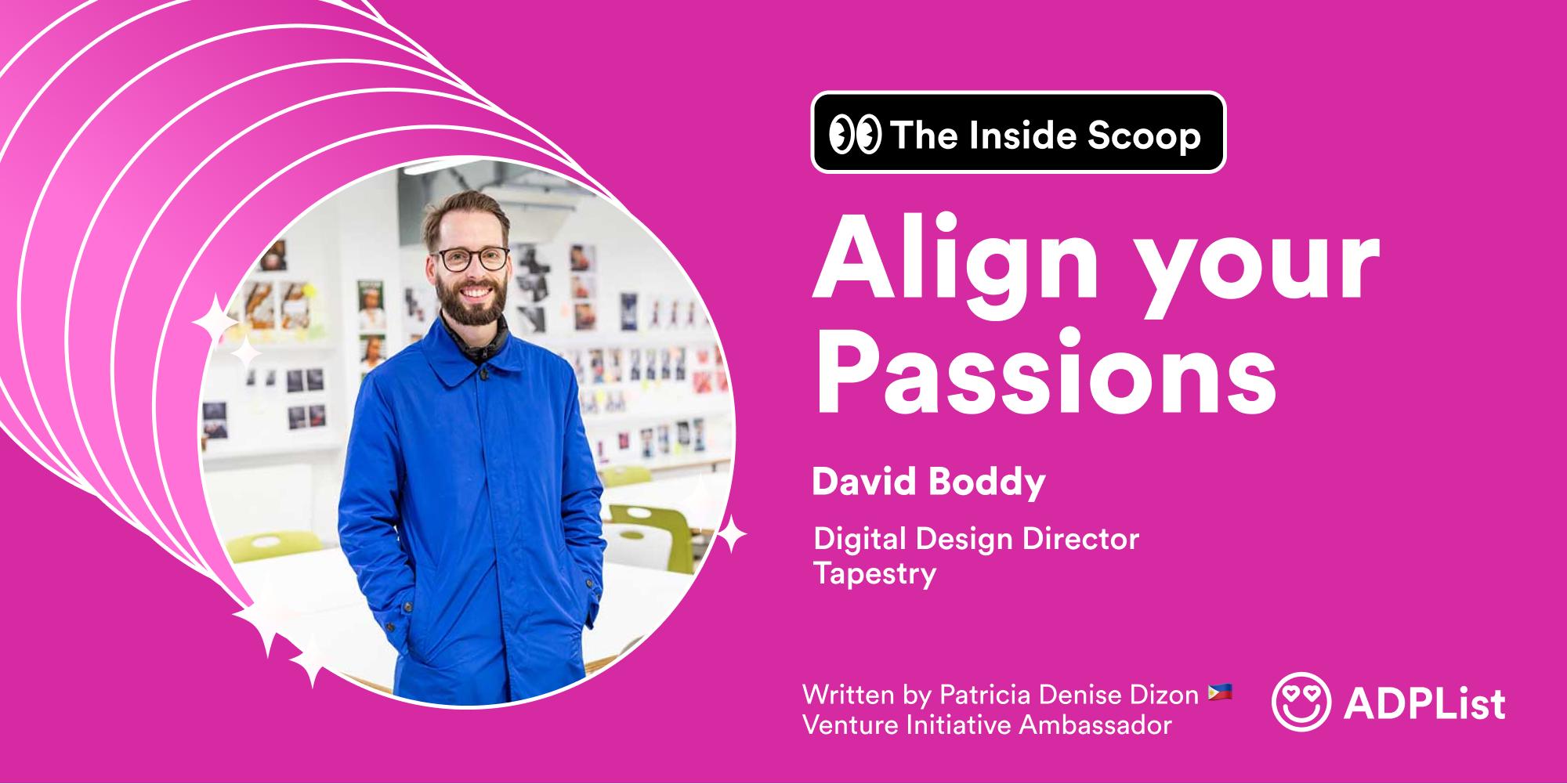 Inside Scoop - David Boddy