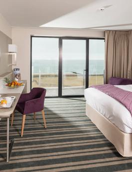 Réhabilitation de l'Hôtel les Bains de Camargue & Thalazur Port Camargue