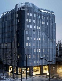 Novotel Suites Paris Expo