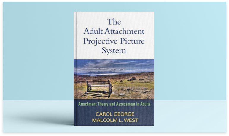 The Adult Attachment Projective Picture System Book