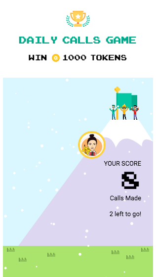 Arcade App Screenshot - Bounty Game