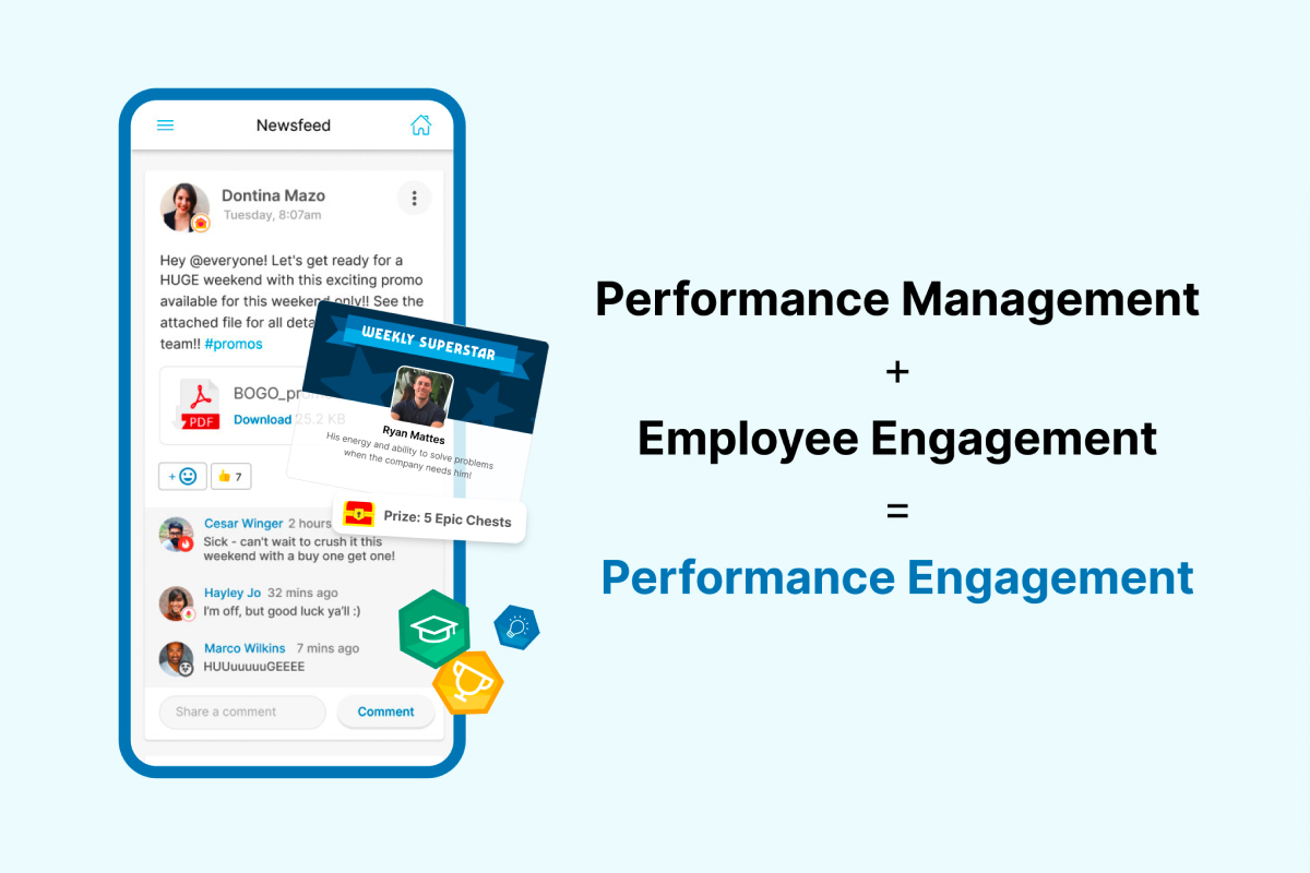 What is Performance Engagement