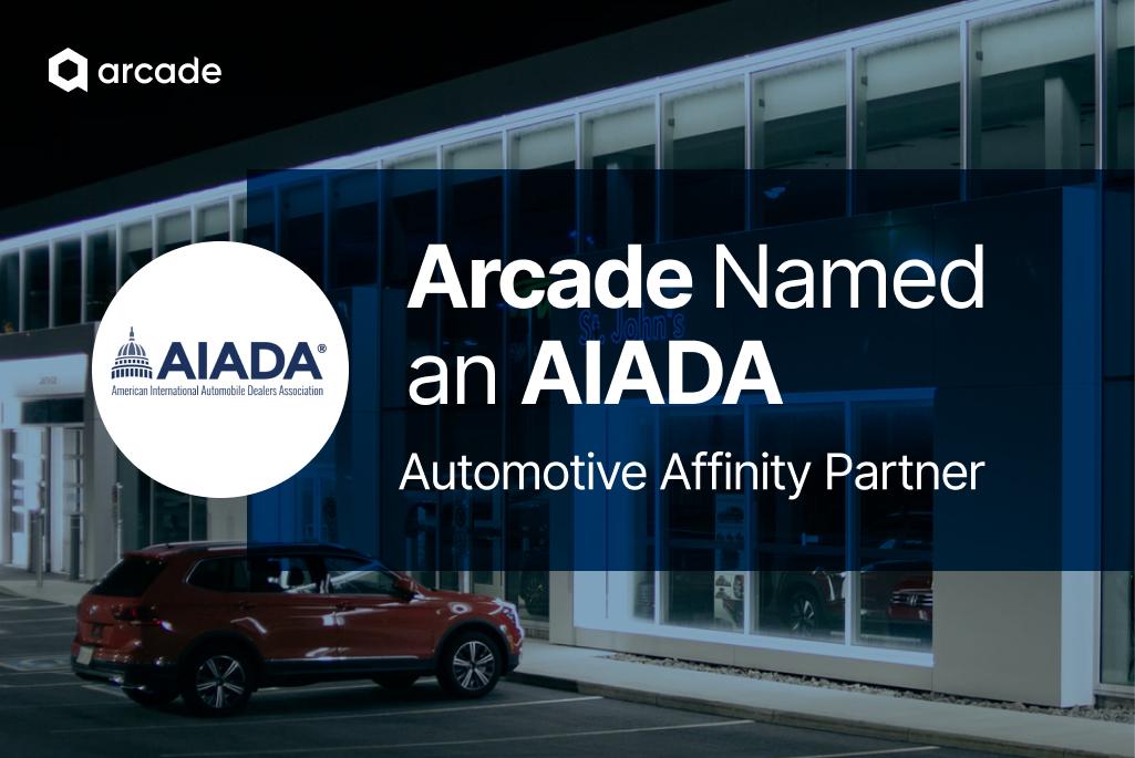 Arcade AIDA Partner