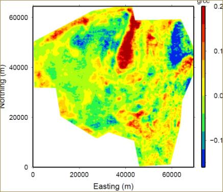 3D Inversion of Tensor Gravity Data