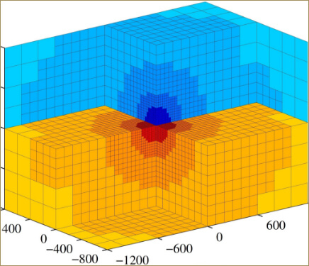 An Octree Multigrid Method for Quasi-Static Maxwell's Equations with Highly Discontinuous Coefficients