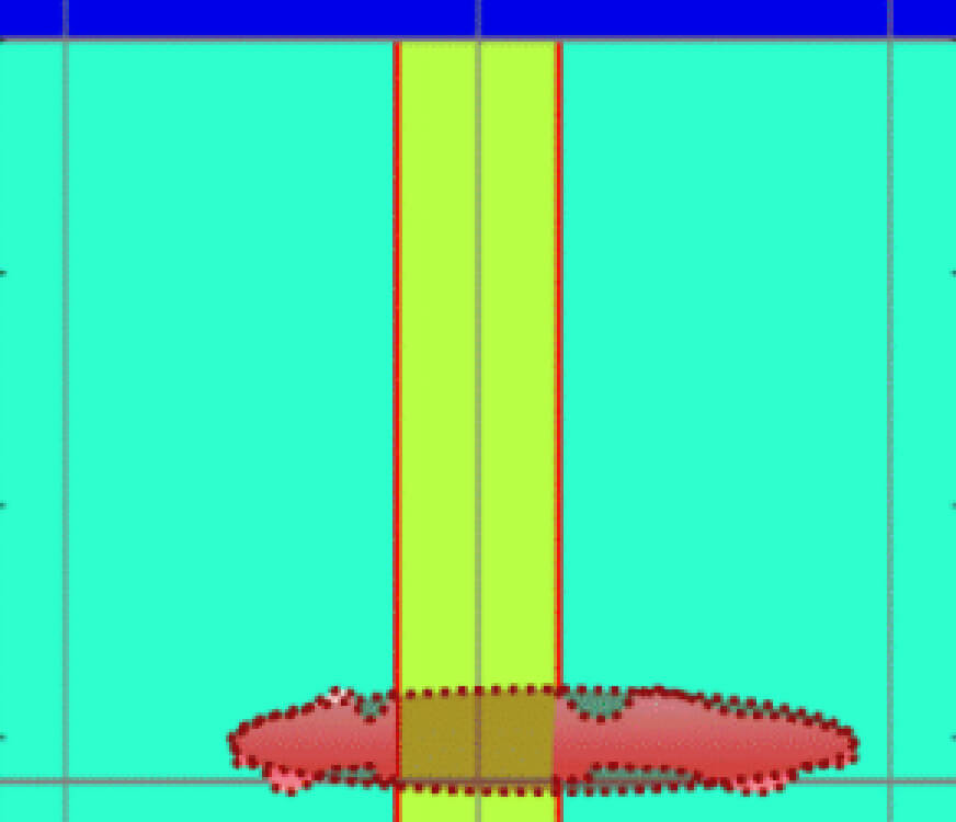 Assessment of Uncertainty in Parametric Inversion of Electromagnetic Field Data to Determine Propped Hydraulic Fracture Geometry – A Semi Quantitative Approach