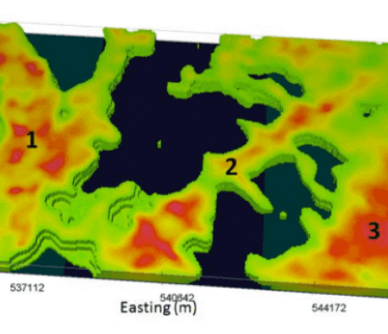 3D Inversion of Time-Domain Electromagnetic Data for Ground Water Aquifers