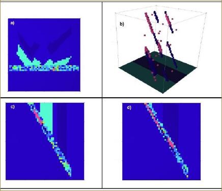 Design and Inversion of 3D Time-Domain EM Survey