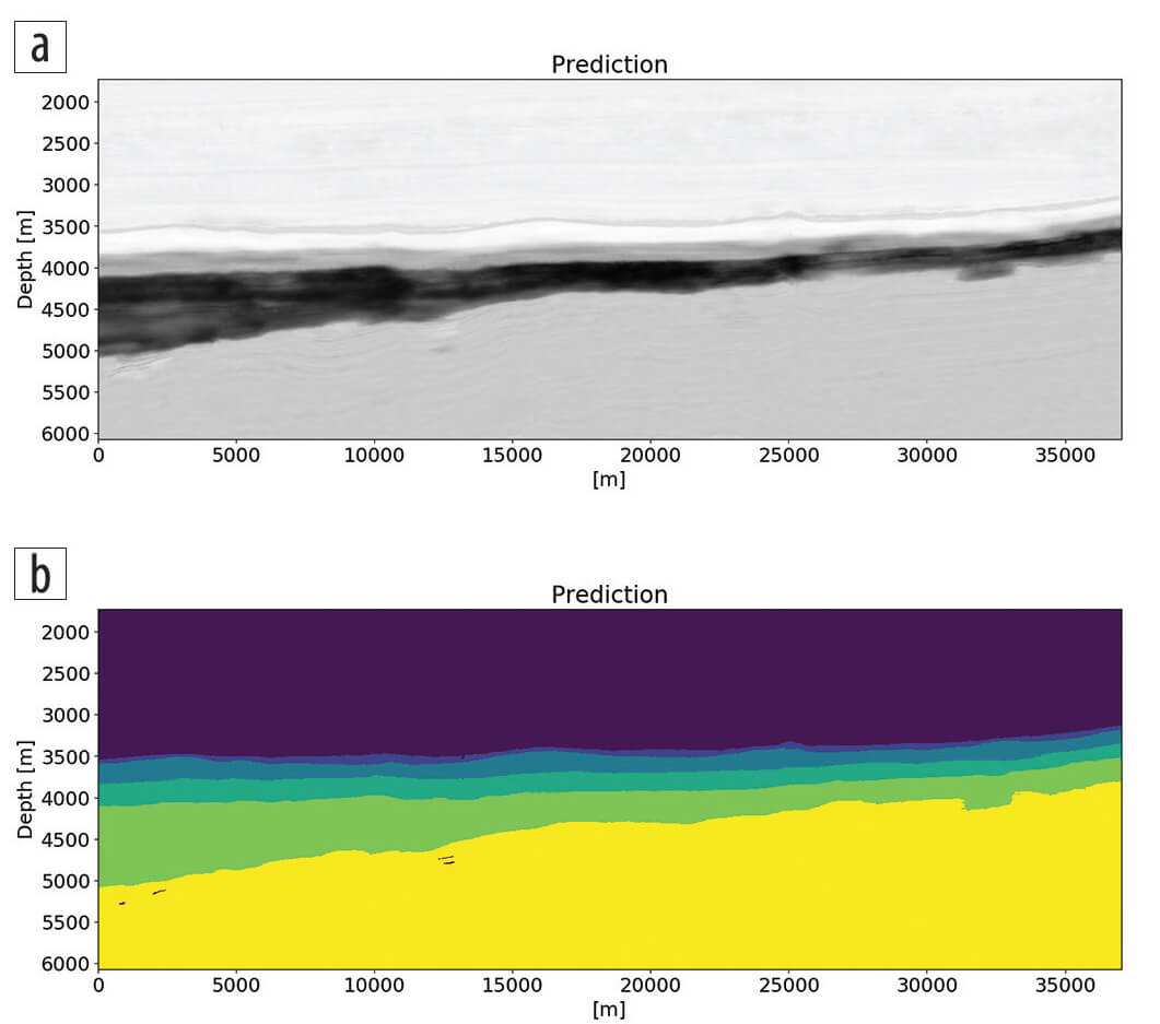 Neural Networks for Geophysicists and their Application to Seismic Data Interpretation