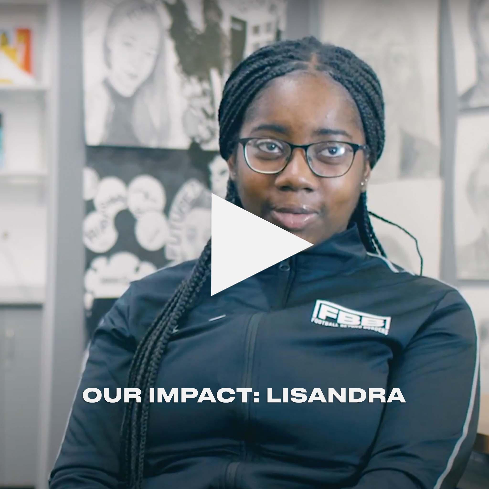 FBB participant Lisandra explains her journey on the programme