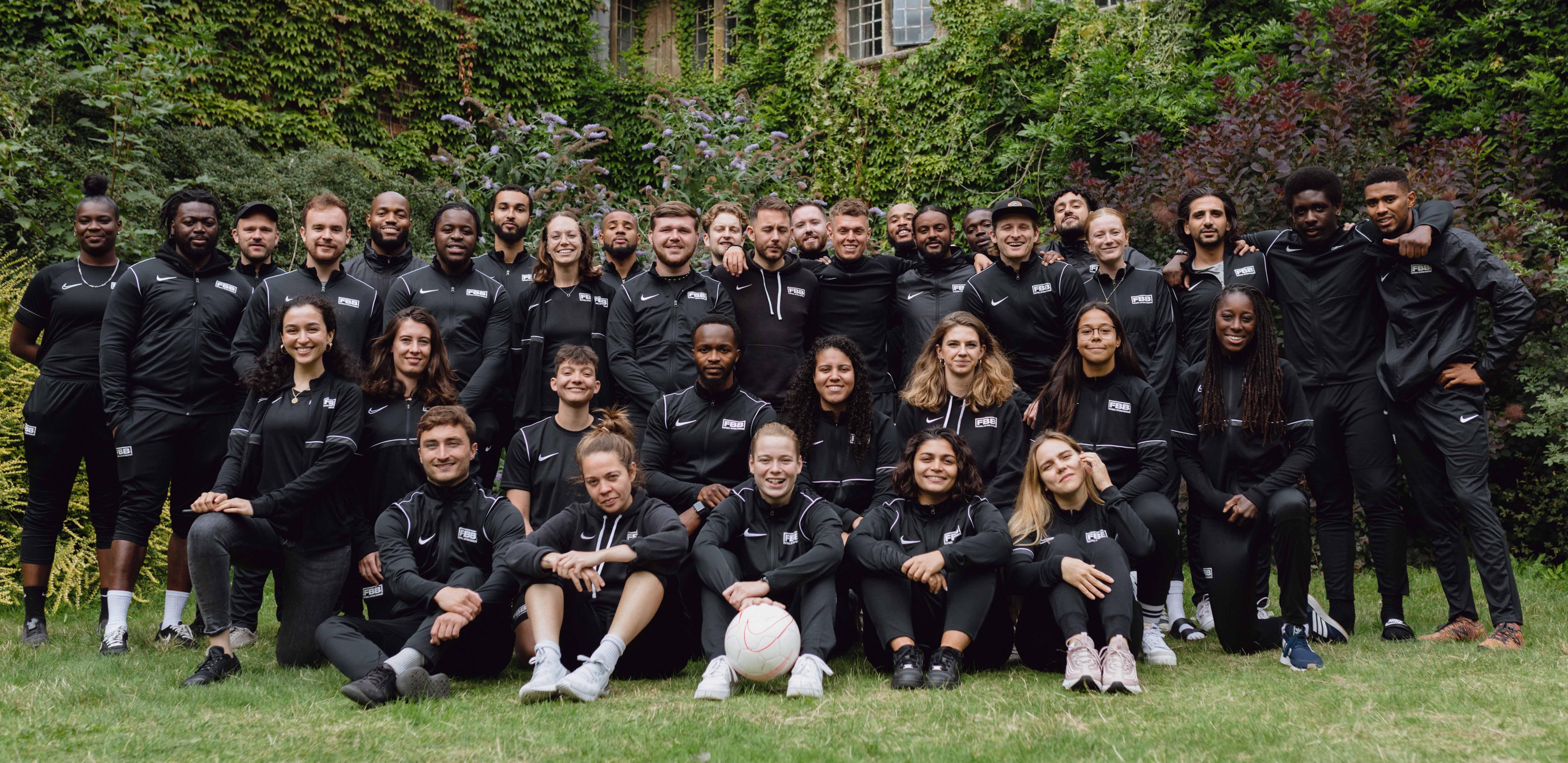FBB's staff team 2021