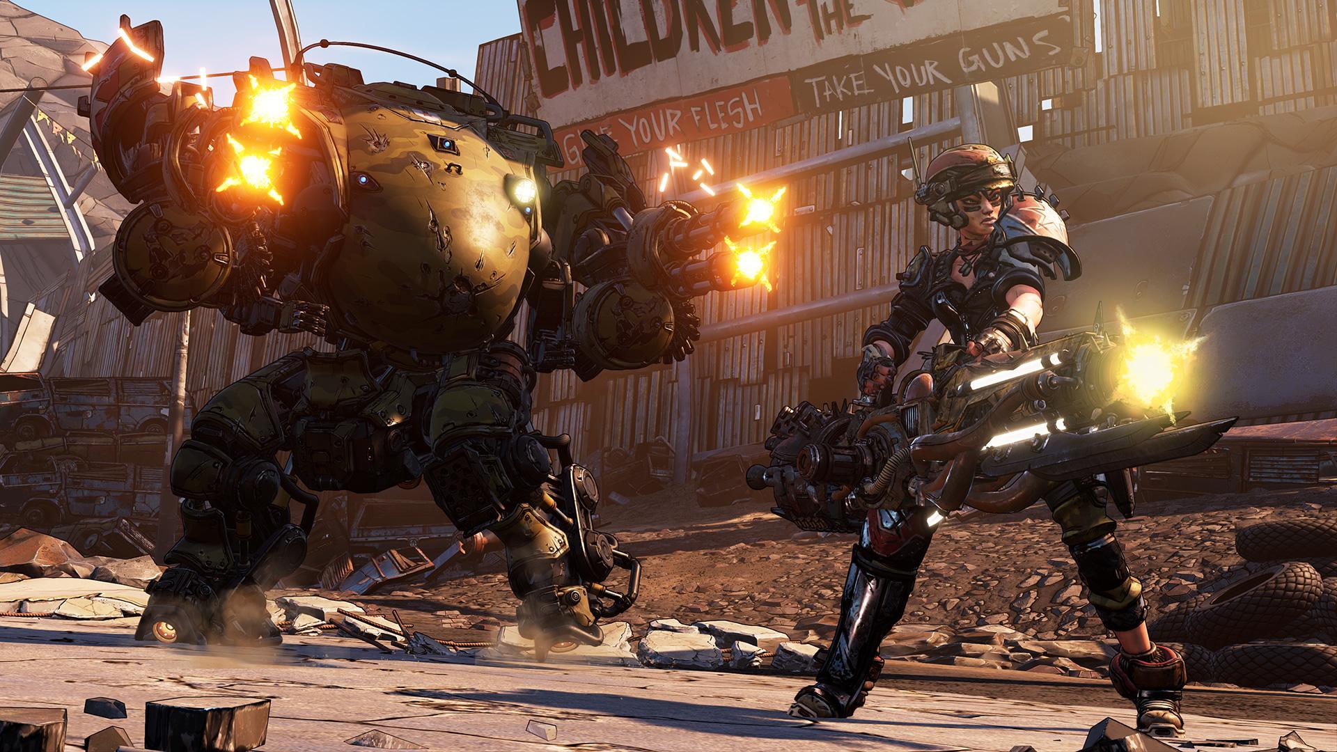 Borderlands 3 Screenshot - September 2019 Gaming Releases|Gears 5 Screenshot