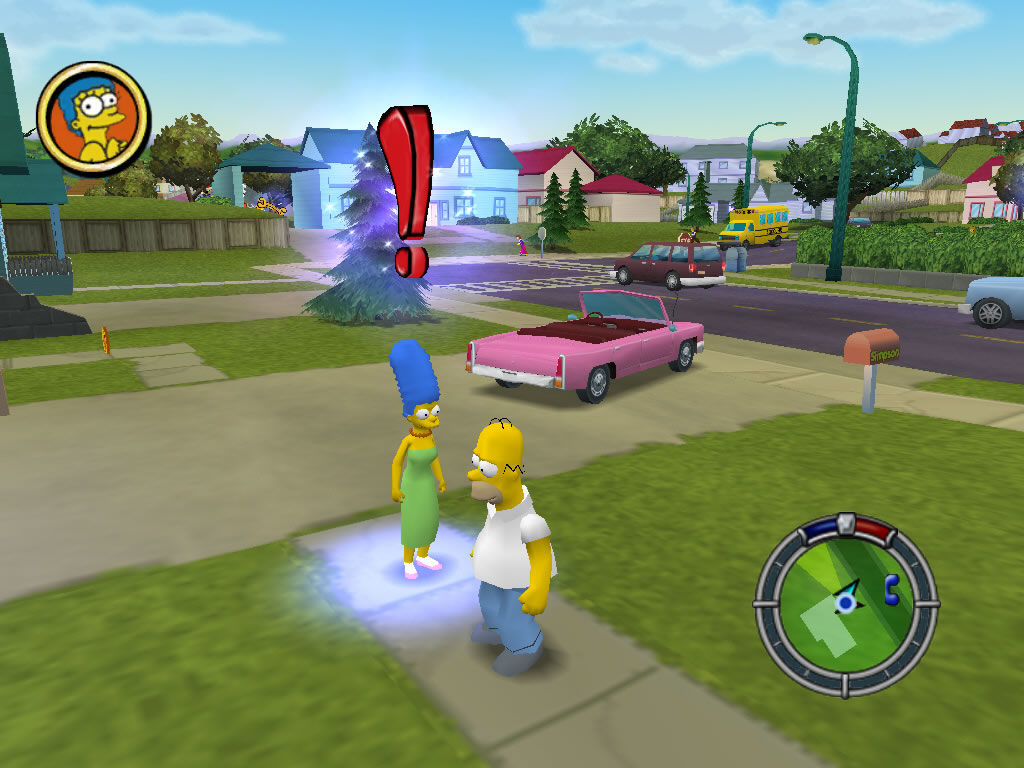 Simpsons Hit and Run Remaster|Bart in Simpsons Hit and Run