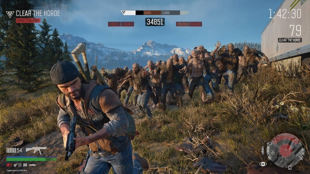 Games of 2019 Days Gone