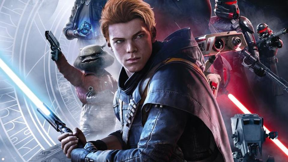 Games of 2019 Star Wars Jedi Fallen Order