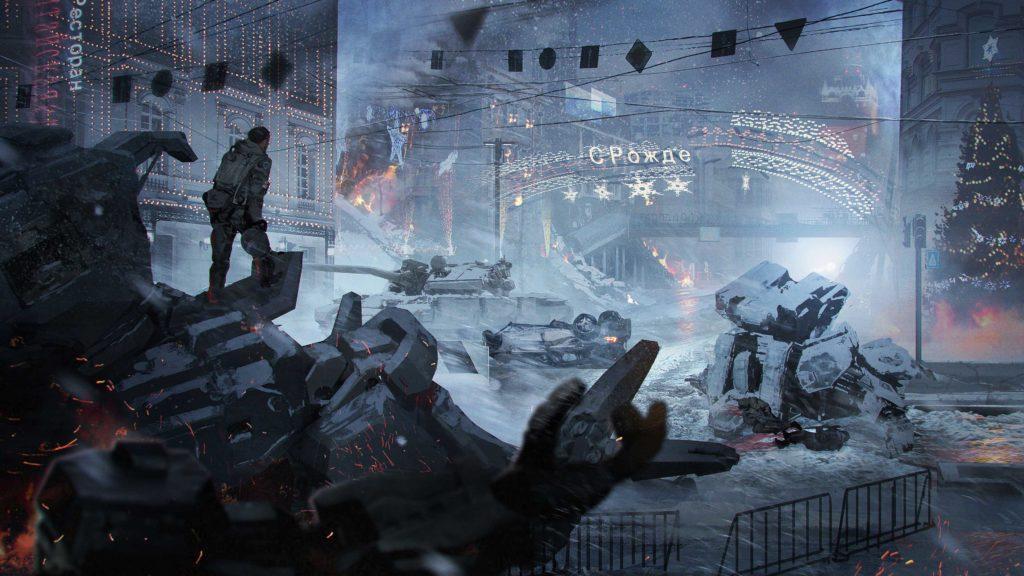 Games of 2019 Left Alive