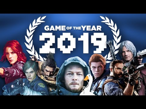 |Games of 2019 Control|Games of 2019 Days Gone|Games of 2019 Death Stranding|Games of 2019 Left Alive|Games of 2019 Narcos Rise of the Cartels|Games of 2019 Pokemon Sword and Shield|Games of 2019 Star Wars Jedi Fallen Order|Games of 2019 Untitled Goose Game