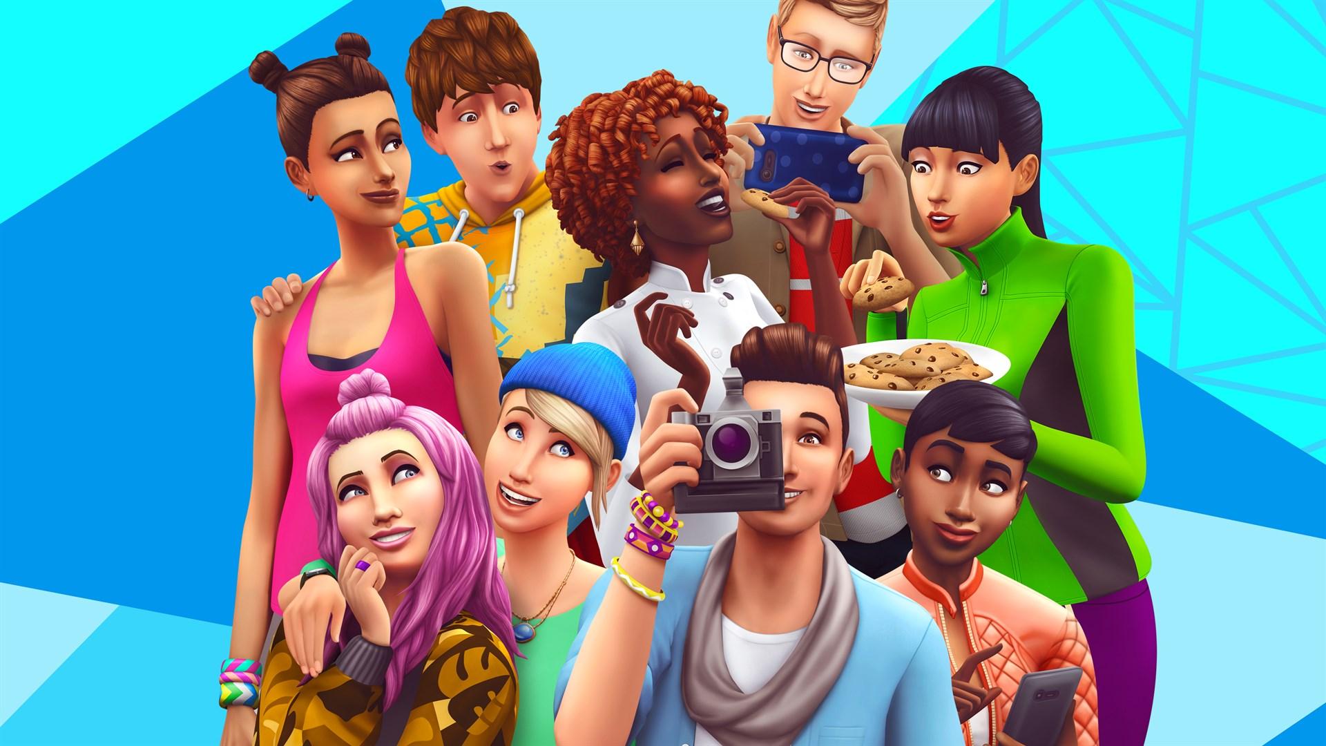 Sims 4 Main Image     