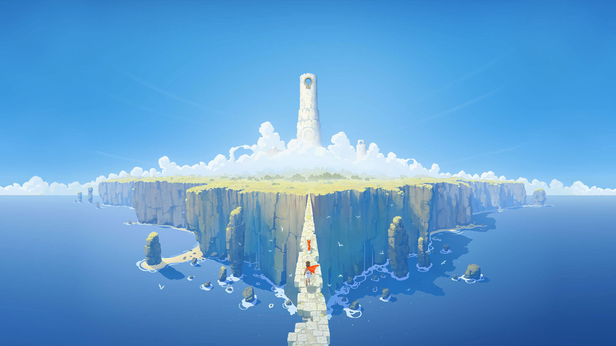 Rime Video Game Screenshot|Ori and the Blind Forest - Calming and Relaxing Games|Calming Games - Sims 4 Screenshot|Calming and Relaxing Games - Stardew Valley