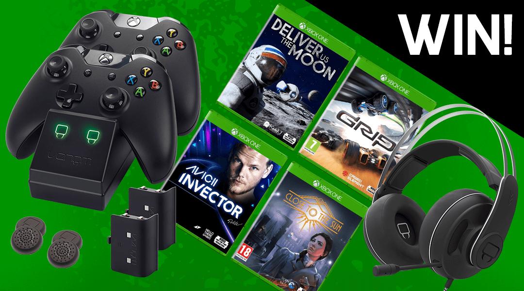 Venom Xbox Gaming Giveaway