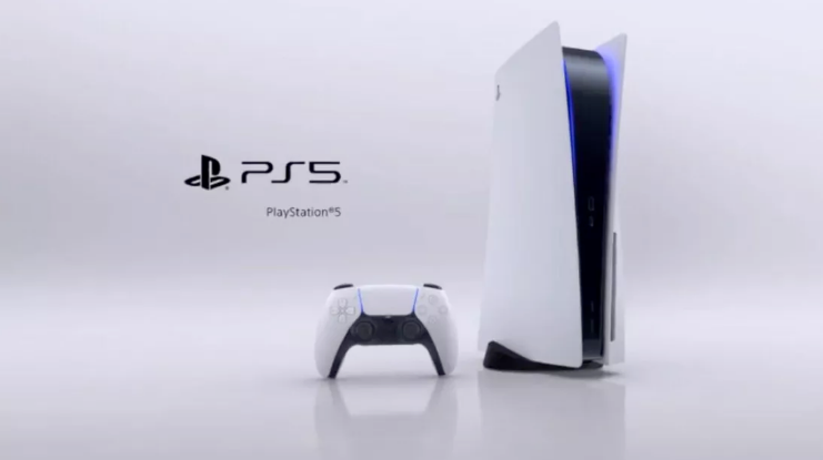 Sony PS5 Reveal Console