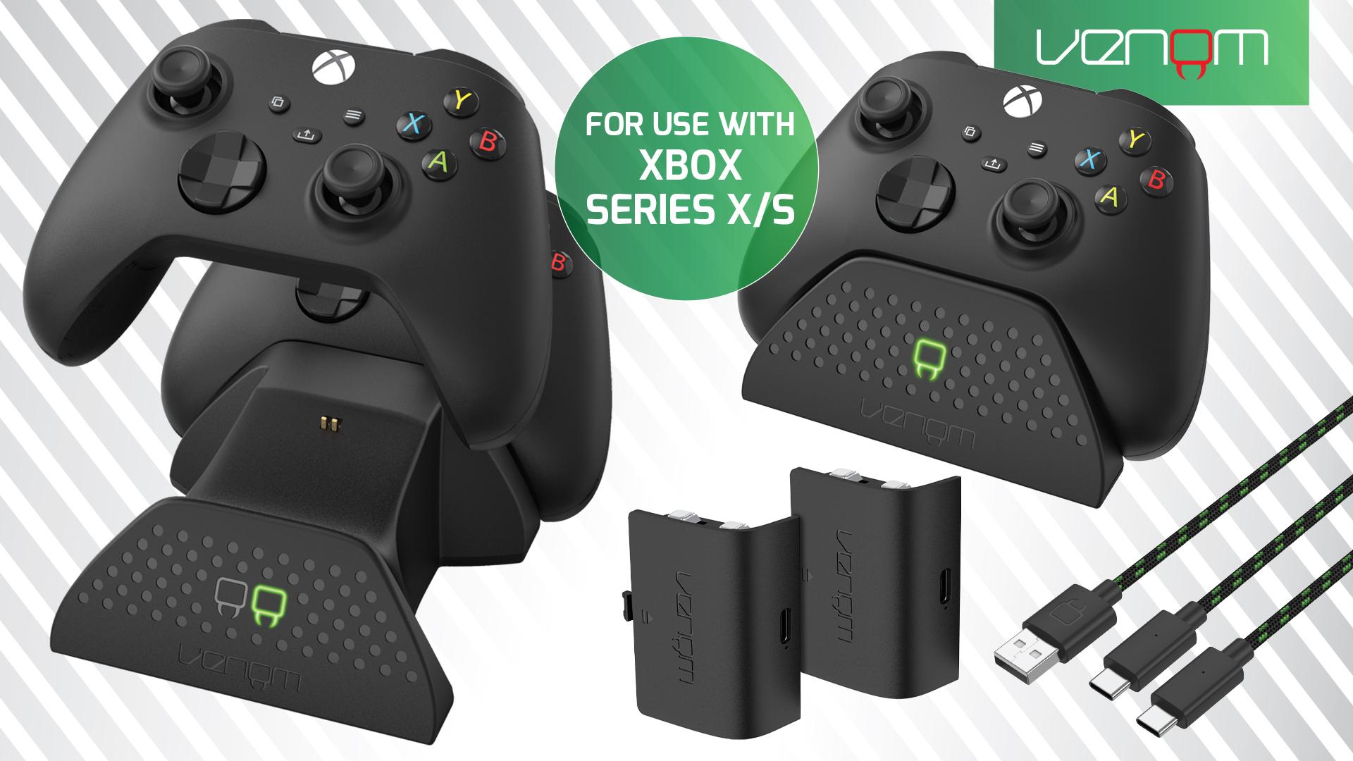 Venom Xbox Series X Range