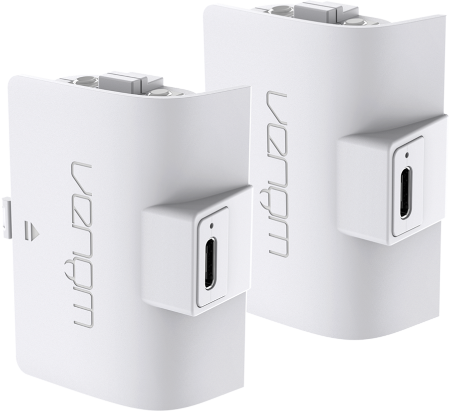 HIGH CAPACITY RECHARGEABLE BATTERY PACKS