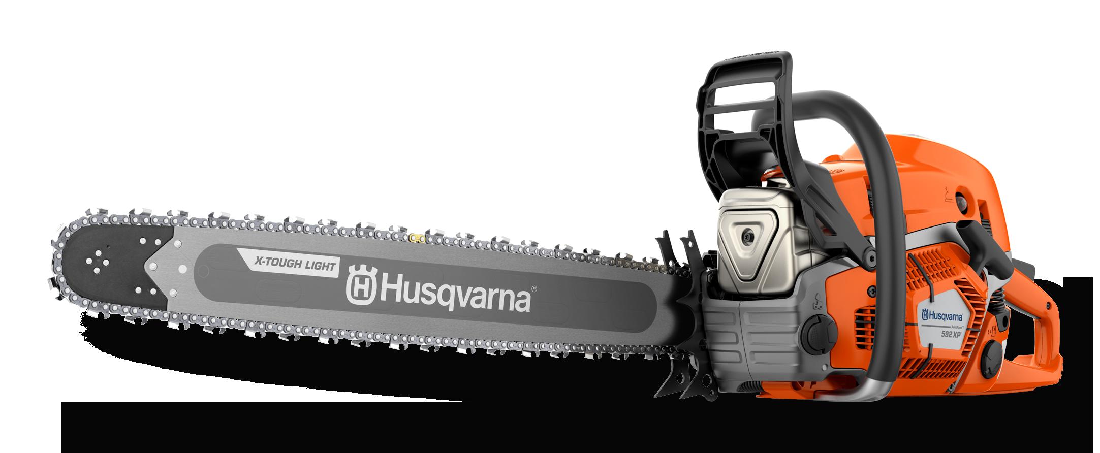 Die neue Husqvarna 592 XP