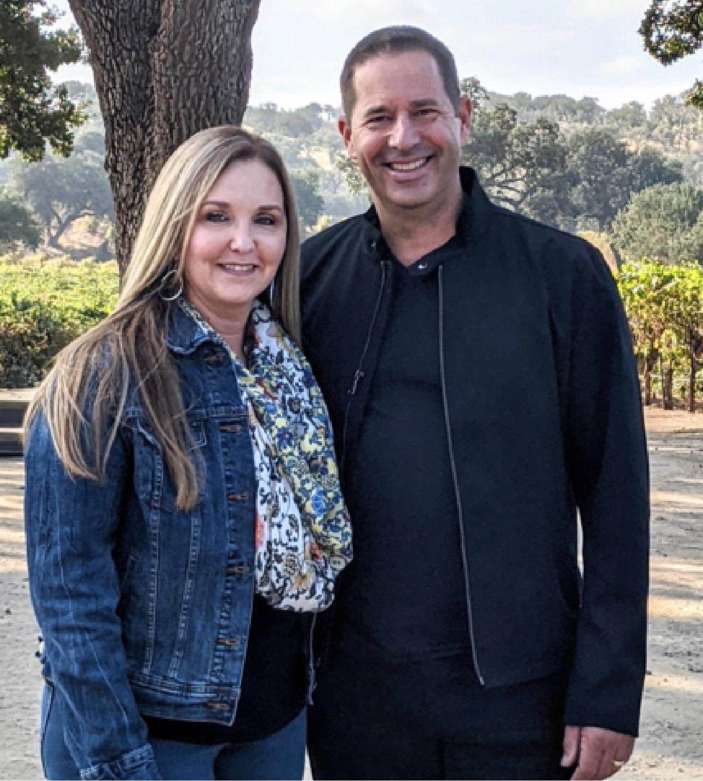 Pastors Brian and Sharon