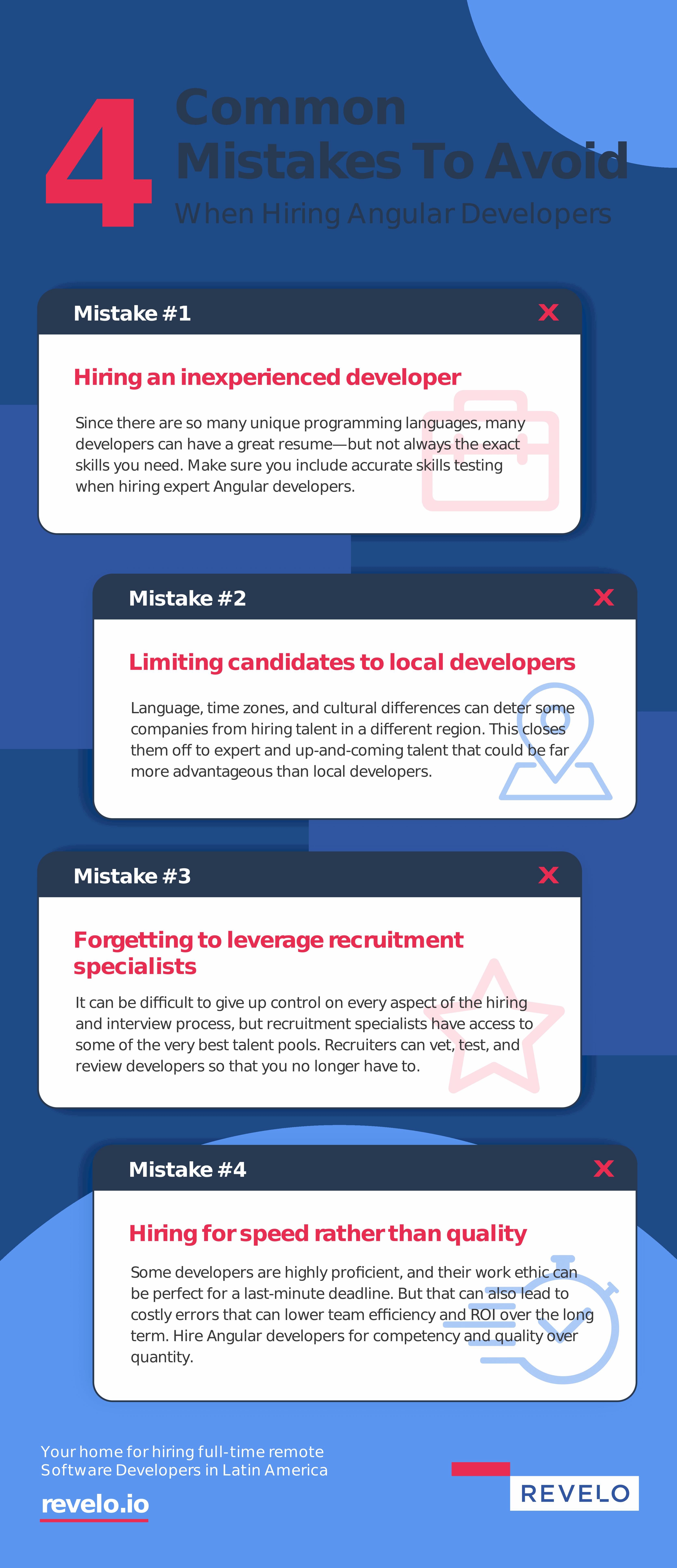 Hiring Angular Developers Mistakes